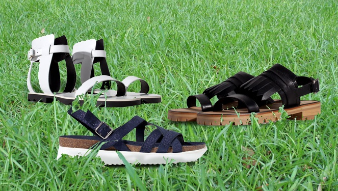 Trend Alert: Track Sole Sandals