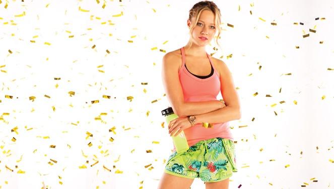 #fridayfavorite: Lorna Jane Floral Fitness Gear