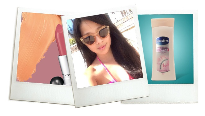 Maxene Magalona's Must-haves