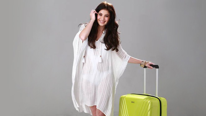 Anne Curtis' Travel Essentials