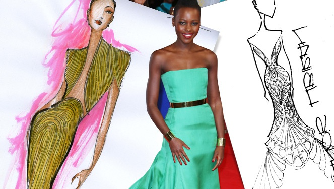 If Rajo Laurel, Francis Libiran, And More Were To Dress Up Lupita Nyong'o For The Oscars...
