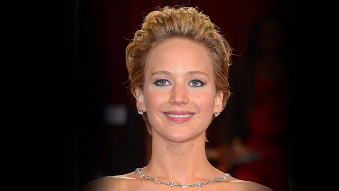 Jennifer Lawrence's Concealer Faux Pas At The Oscars