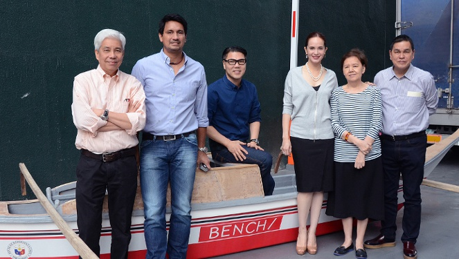 Richard And Lucy Gomez Team Up With Bench To Save Lives