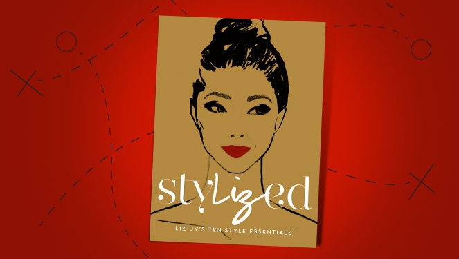 Liz Uy's Stylized Nationwide Book Tour