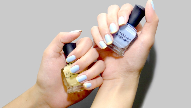#manimonday: Into The (baby) Blue