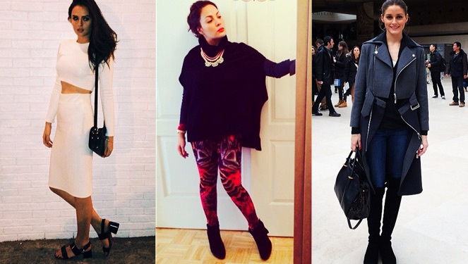 Top Celebrity #ootd Of The Week: March 3 To 7, 2014