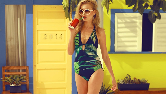 Swimwear Special: 20 One-piece Swimsuits