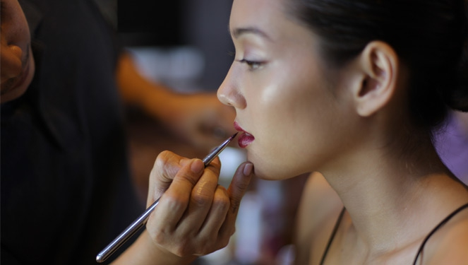 Kim Jones' Favorite Mac Lippies