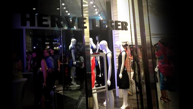 The Philippines Is Herve Leger's First Home In Asia