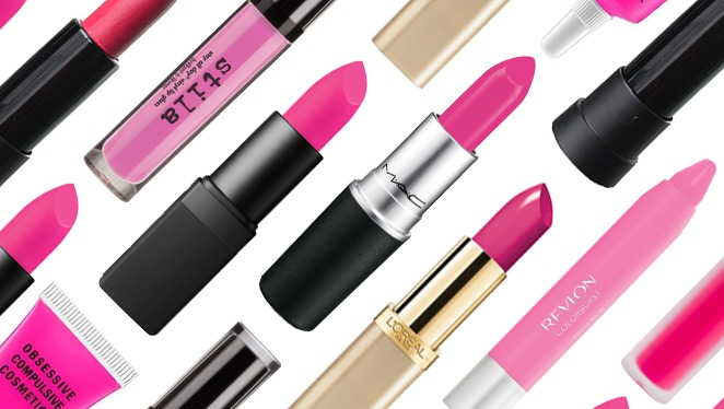 The Top 11 Pink Lipsticks