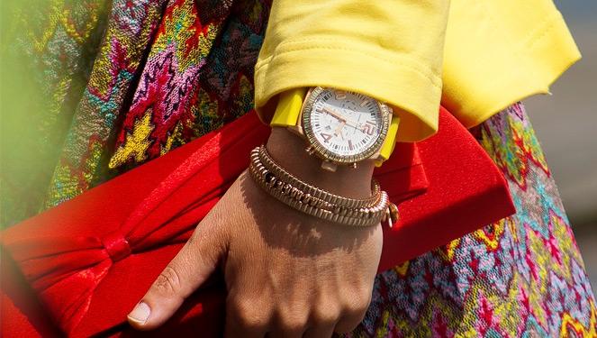 #fridayfavorite: Marc Coblen Oversized Watches