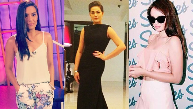 Top Celebrity #ootd Of The Week: March 8 To 14, 2014