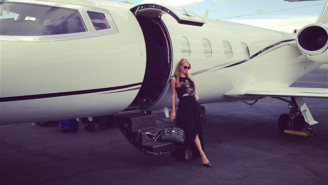 Paris Hilton's Top 5 Summer Destinations