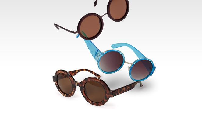 Eyewear Special: 20 Round-frame Sunnies