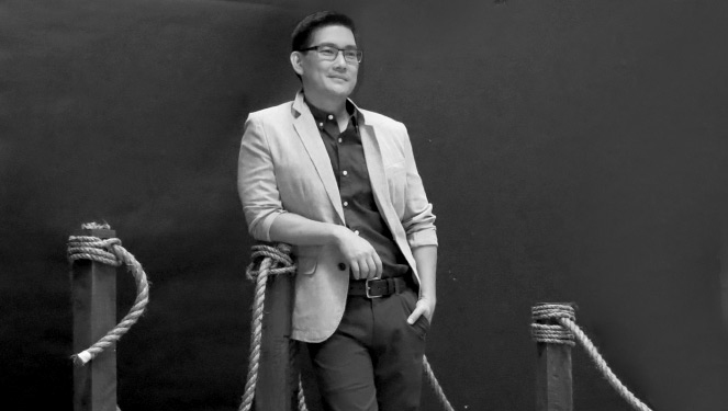 Richard Yap Is The New Face Of Giordano