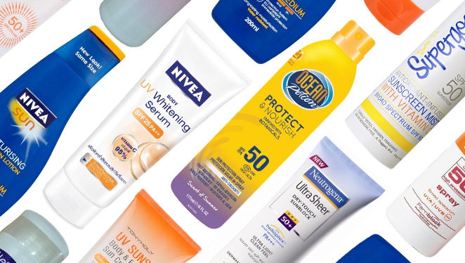 The Top 8 Sunscreens For Your Body