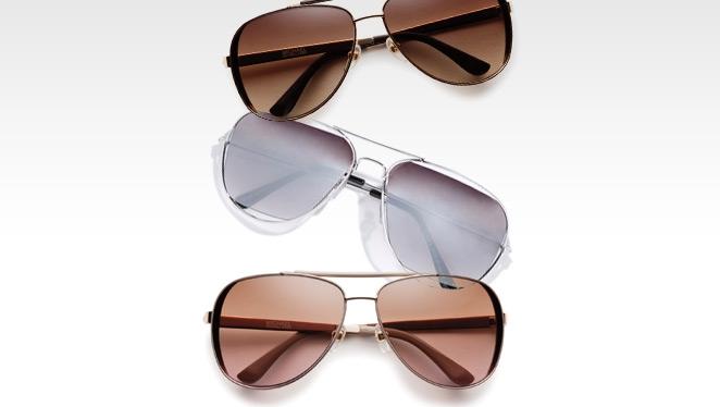 Eyewear Special: Aviators