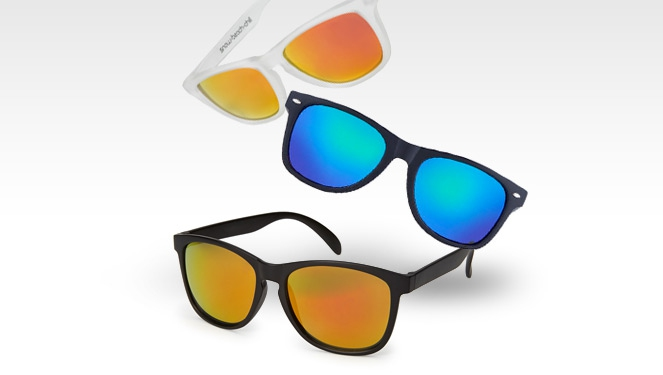 Eyewear Special: Mirrored Sunglasses