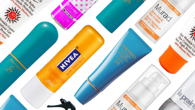 Top 10 Sunscreens For Your Eyes, Lips, And Hair