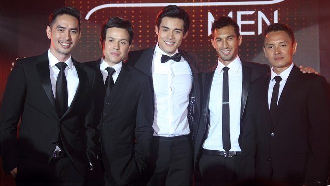 Xian Lim, Anton Del Rosario, Paul Soriano, And More Celebrate The Launch Of Pond's Men