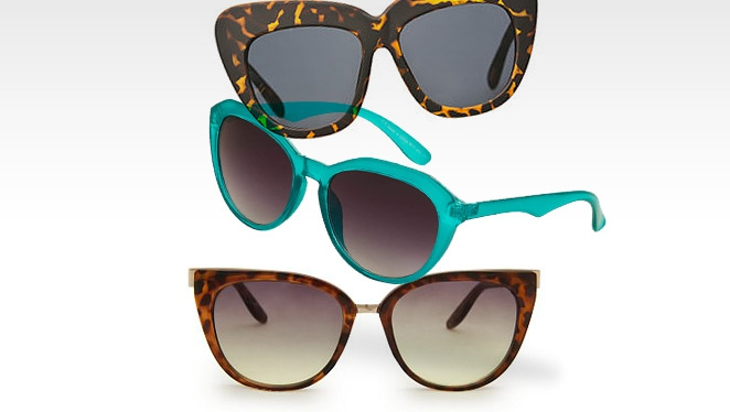 Eyewear Special: Cat Eye