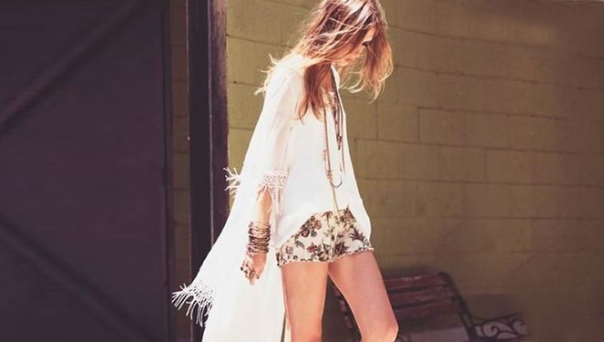9 Key Pieces To Mastering Boho Chic