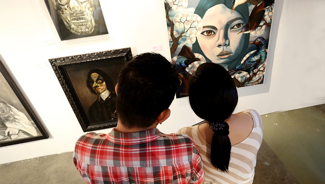 Watch: Preview X Art Fair 2014
