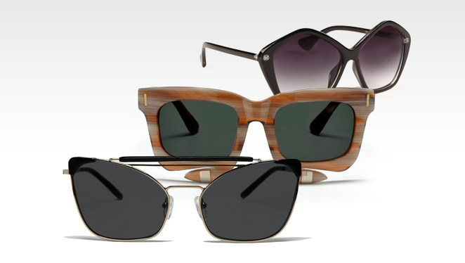 Eyewear Special: Angular Sunnies