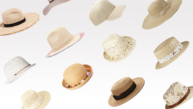 15 Summer Hats You Should Pack In Your Luggage