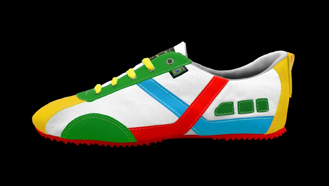 Bang For The Buck: Nao Do Brazil Caipi Sneakers