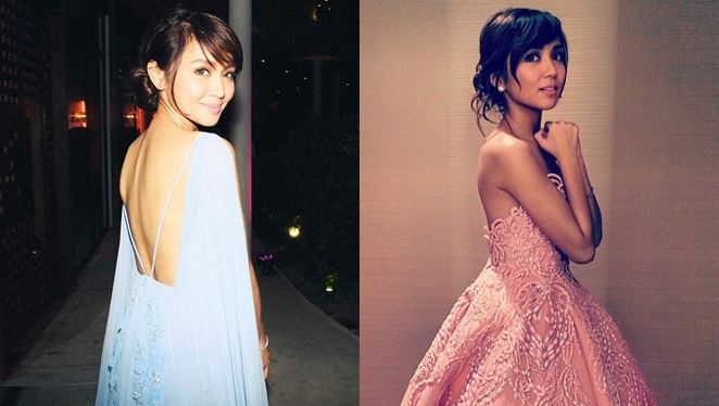 The Making Of Kathryn Bernardo's Debutante Gowns
