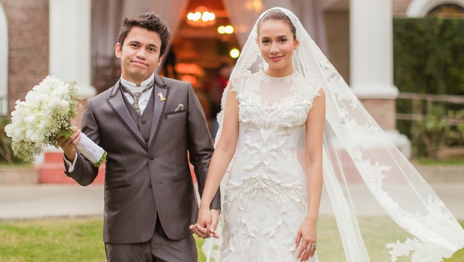 5 Style Elements We Loved From Karylle And Yael's Wedding