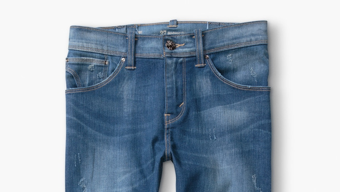 Denim Jeans For This Hot, Hot Weather? No Sweat!