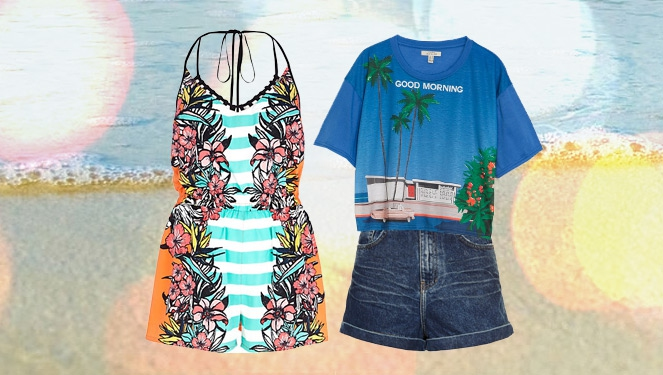 4 Outfits To Get You Ready For The Best Beach Parties