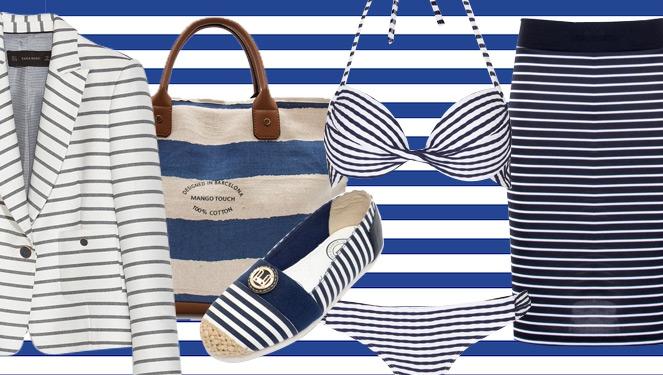 Trend Alert: Nautical Stripes