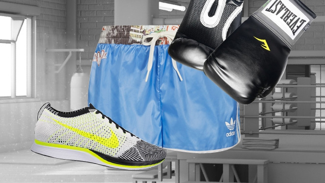 3 Knockout Boxing Garbs
