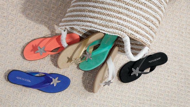 Say Hello To The Sandals You'll Be Wearing All Summer