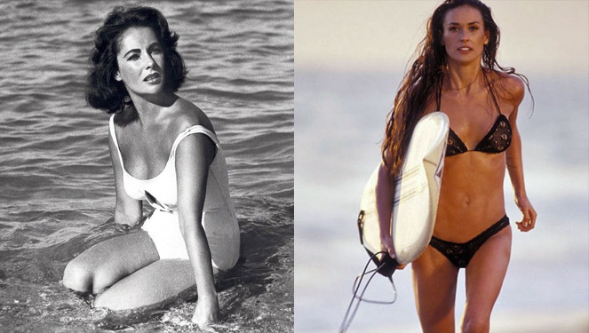 6 Most Iconic Swimsuits Of All Time
