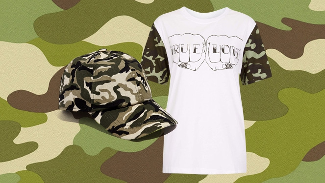 11 Must-have Camo Pieces