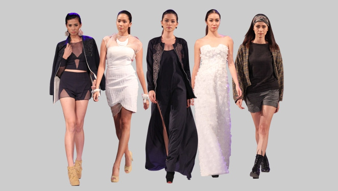 Design Surge 2014: De La Salle-college Of Saint Benilde Graduation Show Part 3