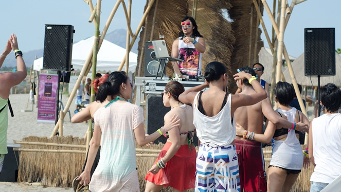 Sun, Sand, Sea, And Sound For This Year's Summer Siren Festival