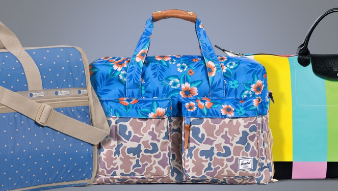 Travel Special: 14 Perfect Weekender Duffel Bags