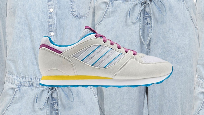 Hot Right Now: Adidas Zx 1 W