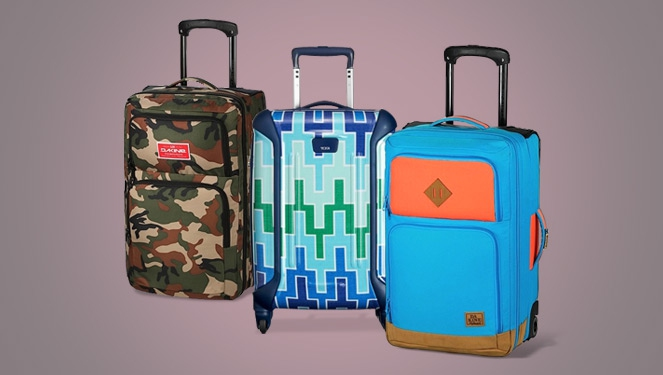 Travel Special: 11 Hand-carry Luggage For Your Short Trips