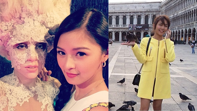 Celebrity Holy Week Travel Diary