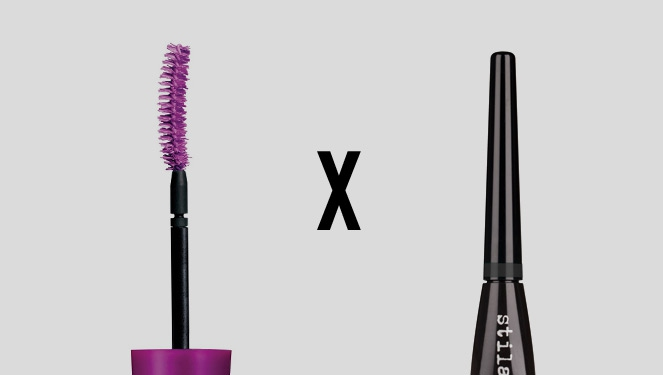The Best Mascara And Eyeliner Pairings You Should Try Now