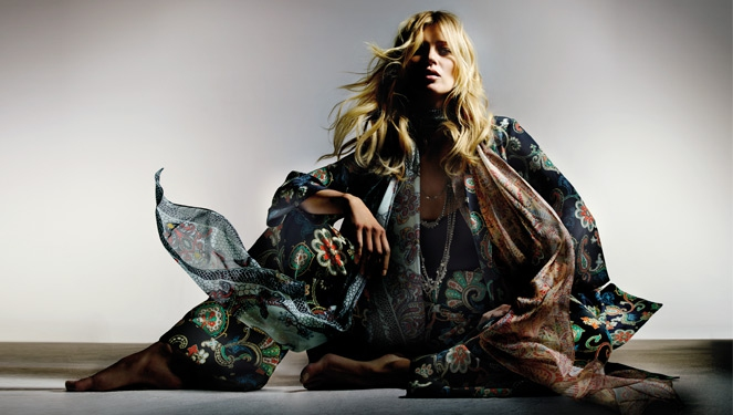 Return Of The Originals: Kate Moss X Topshop