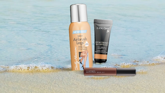 Waterproof Makeup For The Beach