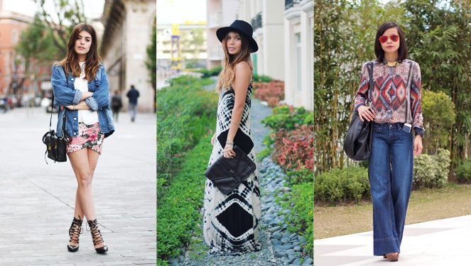 Margaret Zhang, Cheyser Pedragosa, And More For This Week's Top Blogger Looks