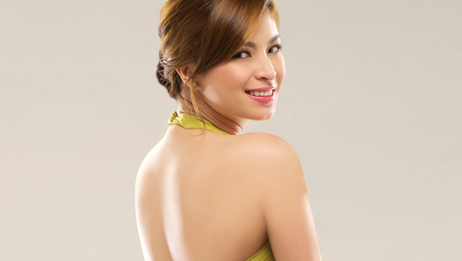 Angel Locsin Is The New Face Of Palmolive Naturals Body Wash